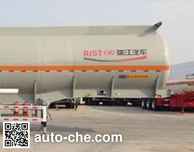 RJST Ruijiang WL9409GRYE flammable liquid tank trailer