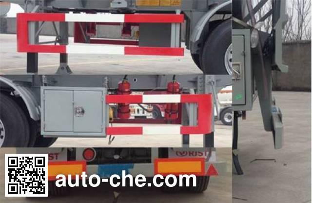 RJST Ruijiang WL9408GRYC flammable liquid tank trailer