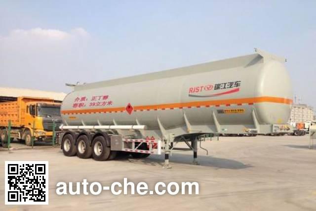 RJST Ruijiang WL9409GRYA flammable liquid tank trailer
