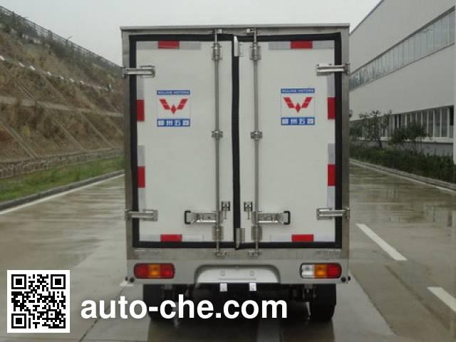 五菱牌WLQ5029XLCBCY冷藏车