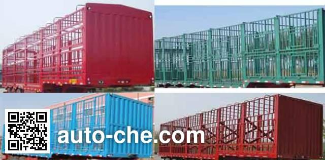 Yazhong Cheliang WPZ9400CCQ animal transport trailer