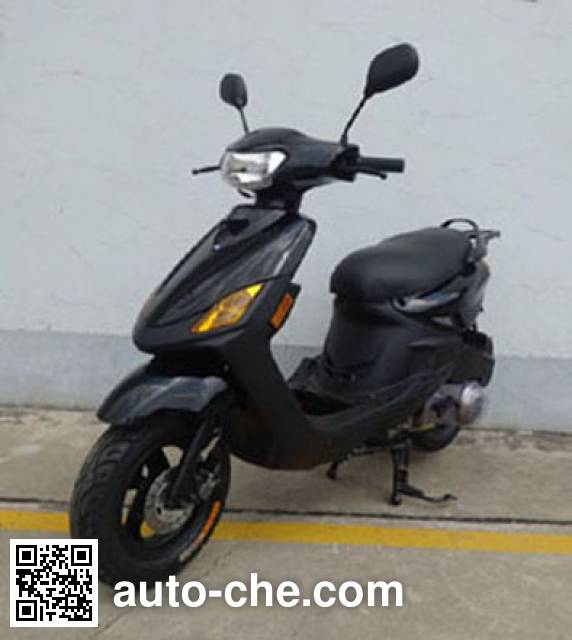 Wanqiang WQ125T-11S scooter