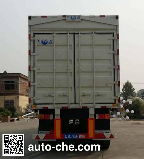 Sanwei WQY9350XYK wing van trailer