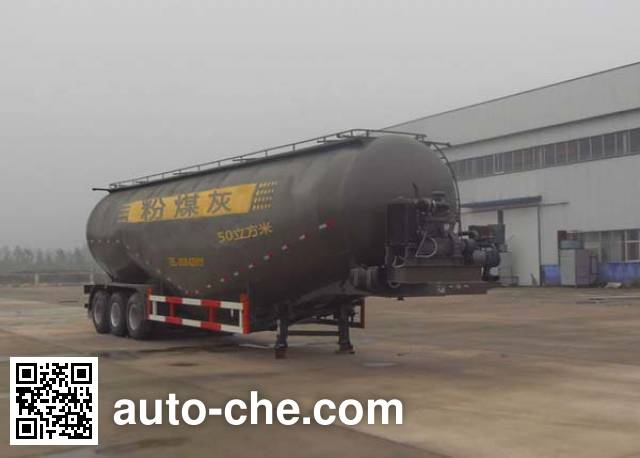 Sanwei WQY9400GFL low-density bulk powder transport trailer
