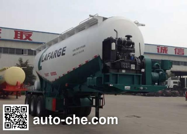 Sanwei WQY9400GXH ash transport trailer