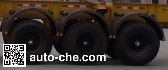 Sanwei WQY9400TJZ container transport trailer
