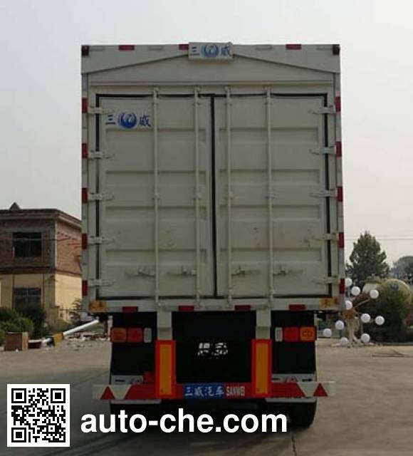 Sanwei WQY9400XYK wing van trailer
