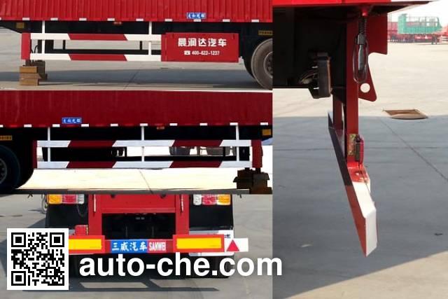 Sanwei WQY9401XYK wing van trailer