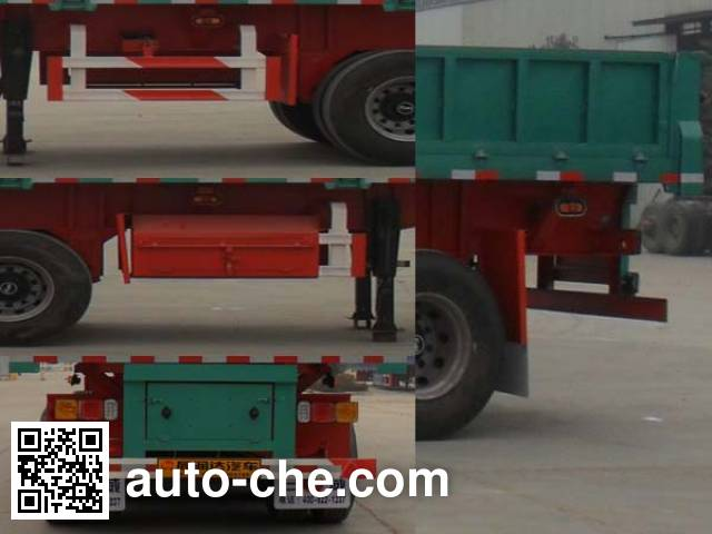 Sanwei WQY9401Z dump trailer
