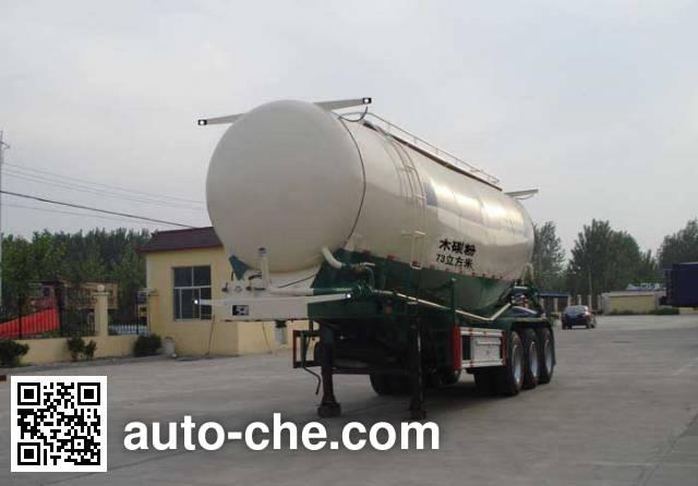 Sanwei WQY9402GFL low-density bulk powder transport trailer