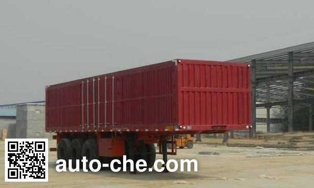 Sanwei WQY9402XXYZ box body van trailer