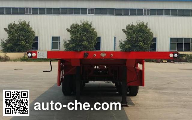 Sanwei WQY9402ZZXP dump trailer