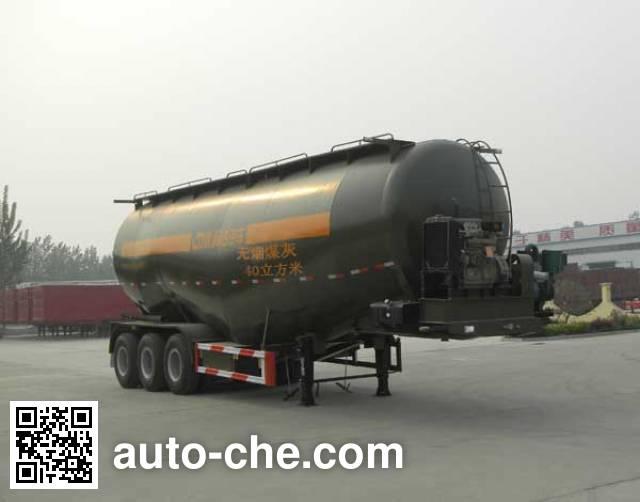 三威牌WQY9403GFL中密度粉粒物料运输半挂车