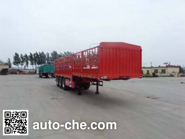 Sanwei WQY9405CCY stake trailer