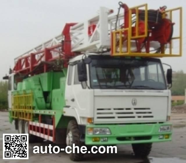 Wanshan WS5363TXJ90 well-workover rig truck