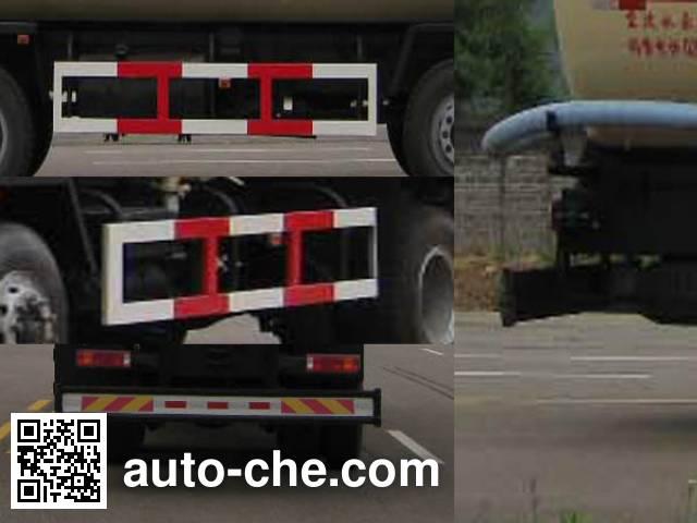 Dongrun WSH5310GFLD2 low-density bulk powder transport tank truck