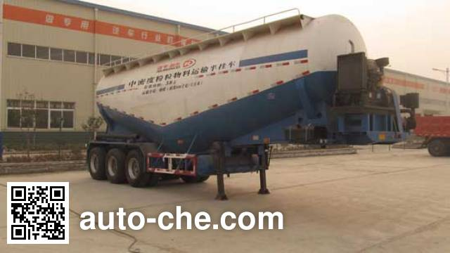 Dongrun WSH9400GFL medium density bulk powder transport trailer