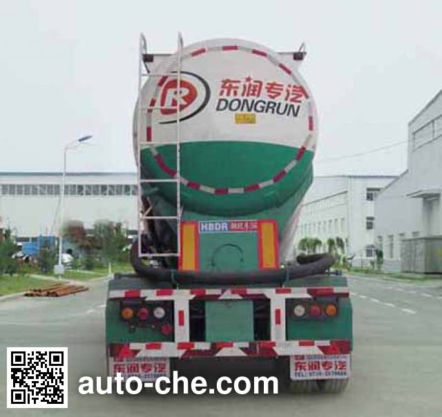 Dongrun WSH9400GXH ash transport trailer