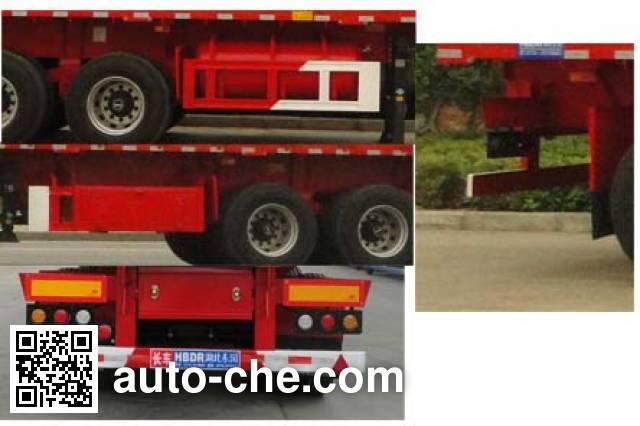 Dongrun WSH9400ZZX dump trailer
