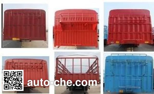 Dongrun WSH9401CCY stake trailer