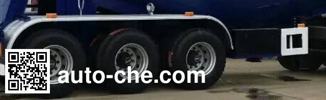Dongrun WSH9403GXH ash transport trailer