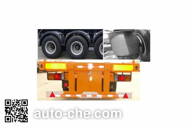 Dongrun WSH9402TJZ container transport trailer