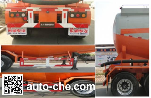 Dongrun WSH9403GFL medium density bulk powder transport trailer