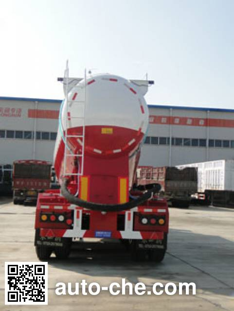 Dongrun WSH9404GXH ash transport trailer