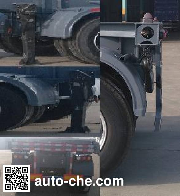 Dongrun WSH9405TJZ container transport trailer