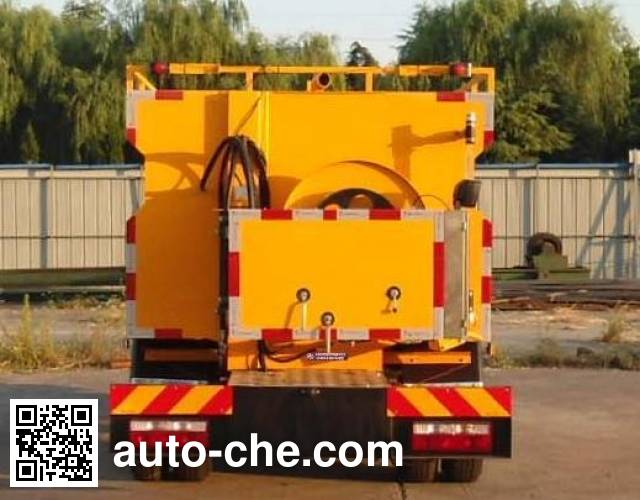 Weituorui WT5070GQX street sprinkler truck