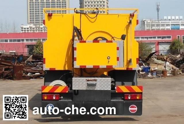 Weituorui WT5121GQX street sprinkler truck