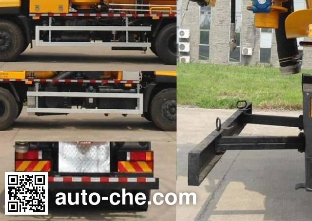 Weituorui WT5250GXW sewage suction truck