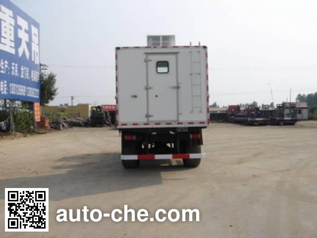 Basv Shatuo WTC5131TGC desert off-road engineering works vehicle