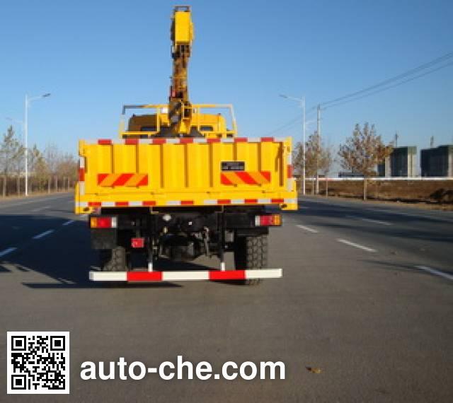Basv Shatuo WTC5150TSMSQ desert off-road truck mounted loader crane