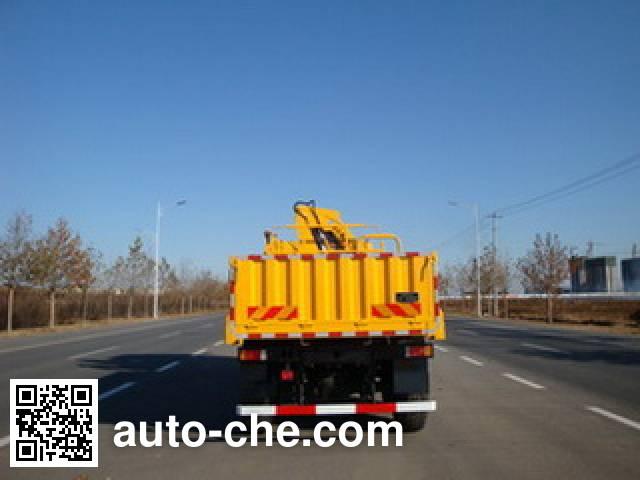 Basv Shatuo WTC5220TSMSQ desert off-road truck mounted loader crane