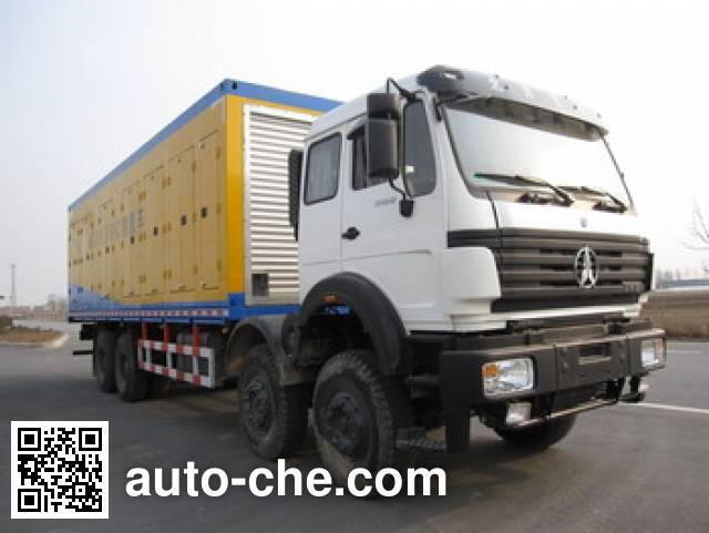 Basv Shatuo WTC5280TDF nitrogen generating plant truck