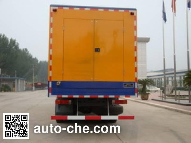 Basv Shatuo WTC5290TDF nitrogen generating plant truck