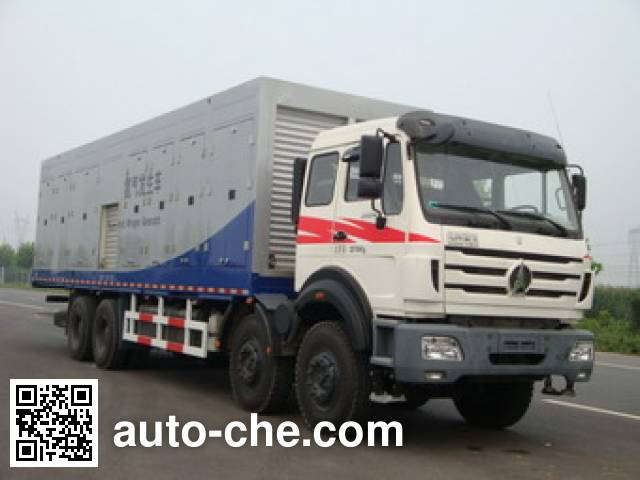 Basv Shatuo WTC5291TDF nitrogen generating plant truck