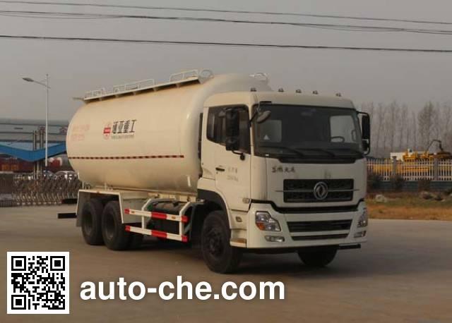 Tonghua WTY5250GGH dry mortar transport truck