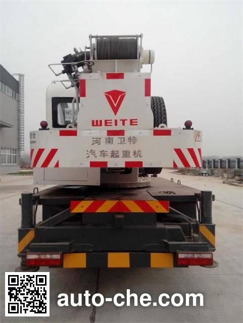 Weite WTZ5140JQZ10 truck crane