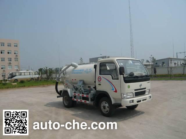 Wuhuan WX5050GXW sewage suction truck
