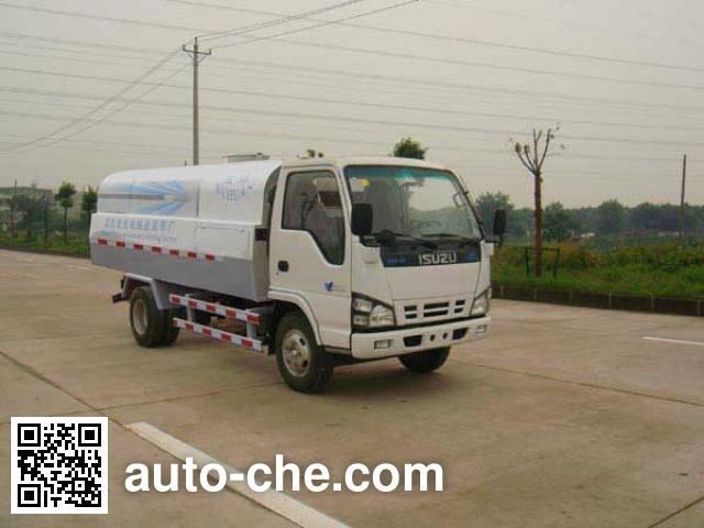 Wuhuan WX5070GQX street sprinkler truck