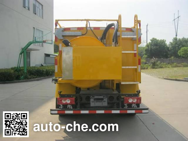Xinhuan WX5080GQXV street sprinkler truck