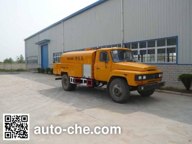 Wuhuan WX5090GQX street sprinkler truck