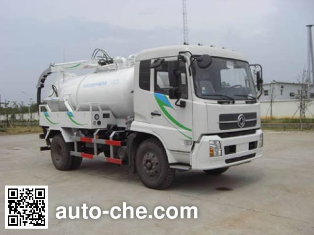 Wuhuan WX5120GXW sewage suction truck