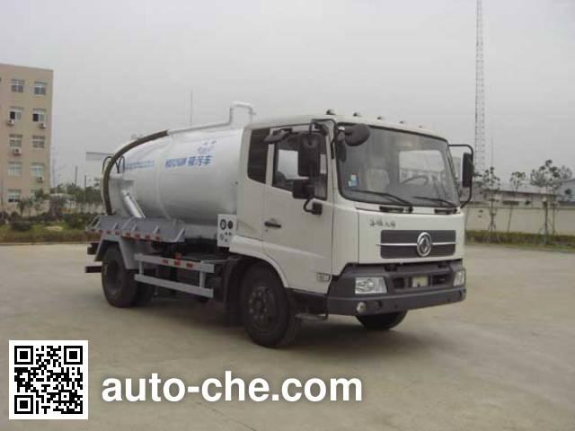 Wuhuan WX5121GXW sewage suction truck