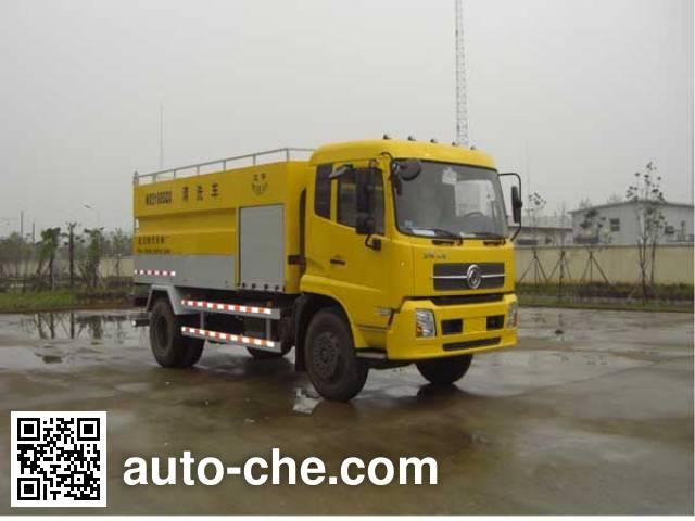 Wuhuan WX5161GQX street sprinkler truck