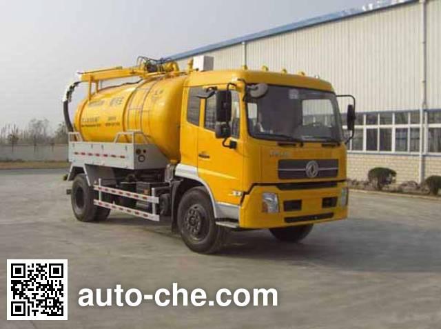 Wuhuan WX5161GXW sewage suction truck