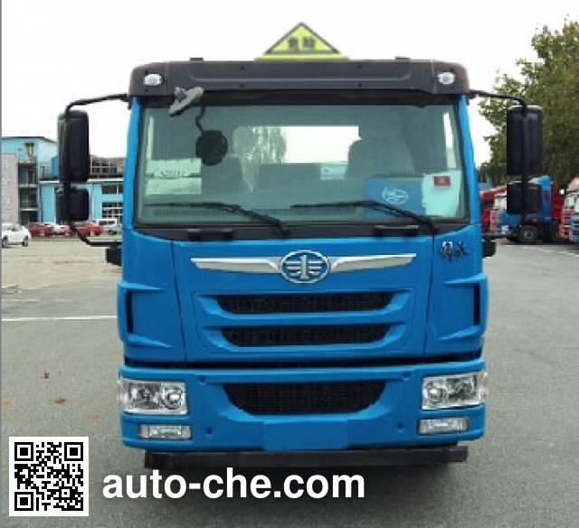 Xiyu WXQ5250GFWC5 corrosive substance transport tank truck