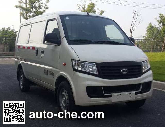 Jinqi WXS5024XXYBEV02 electric cargo van